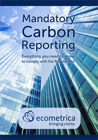 Ecometrica's Guide to Mandatory Carbon Reporting