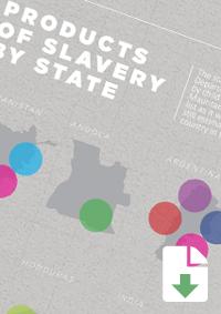 Modern Slavery: Infographic
