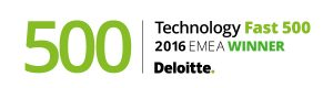 Ecometrica makes Deloitte 2016 Technology Fast 500 EMEA