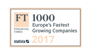 Ecometrica lands on FT1000 list of Europe's fastest growing companies
