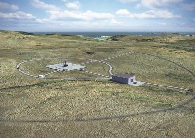 Scotland chosen by UK government as site of the country's first spaceport