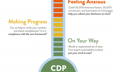 CDP 2019: did the pressure get to you in 2018? Are you ready for next year?