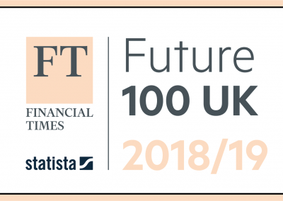 Ecometrica recognised on new FT Future 100 list for innovators and industry leaders